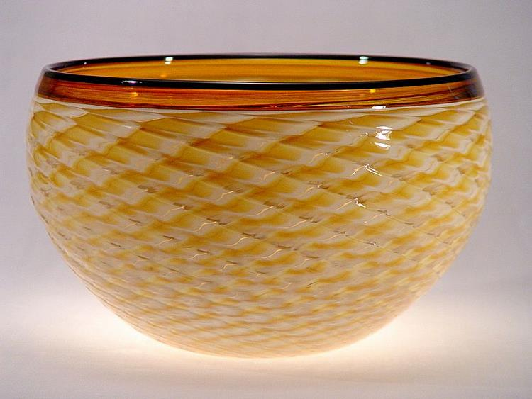 Earth_high_ribbon_reflective_bowl